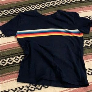 Pacsun 360 Rainbow Shirt (size S)